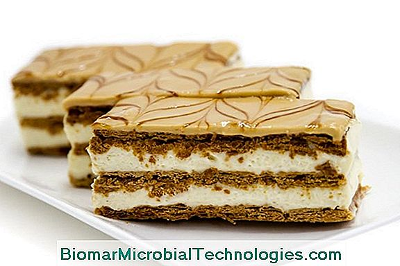 Millefeuille Con Rocamadour