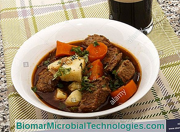 Beef Carrots With Beer