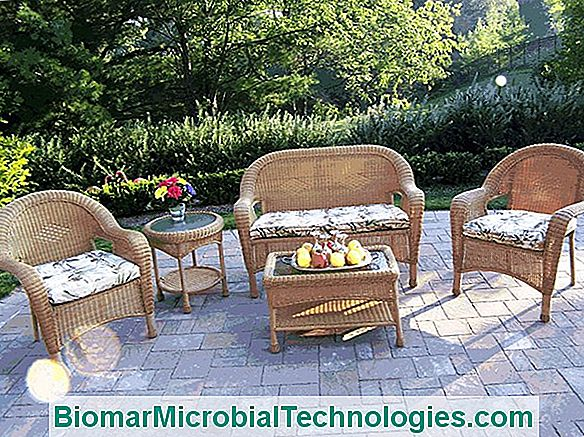 Resin Garden Furniture: The Trend