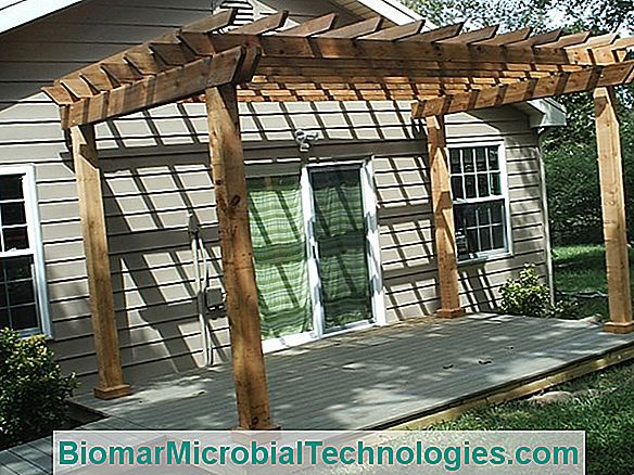 How To Build And Make A Custom Pergola?