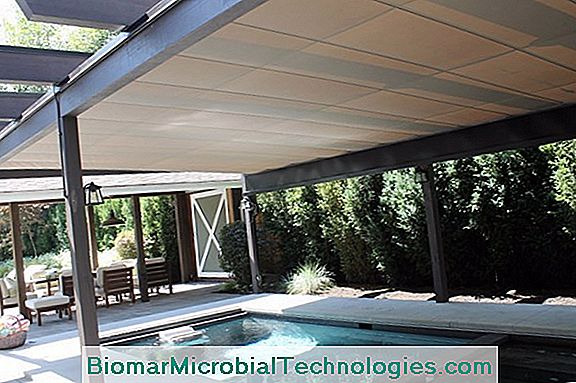 How To Choose Your Swimming Pool Shelter: Solutions, Models And Cost ...